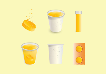 Effervescent Realist Icon Set - бесплатный vector #381455