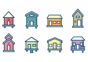 Free Shack Vector - Free vector #381795