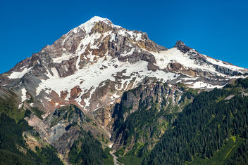 Mt Hood - up close, and personal - Kostenloses image #381955