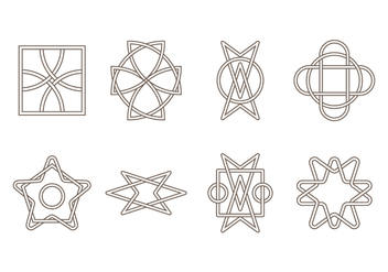 Free Celtic Ornament Vector - Free vector #383185