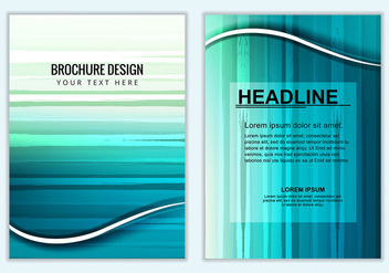 Free Vector Business Brochure - Kostenloses vector #384125
