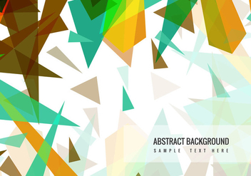 Free Vector Abstract Background - Kostenloses vector #384365