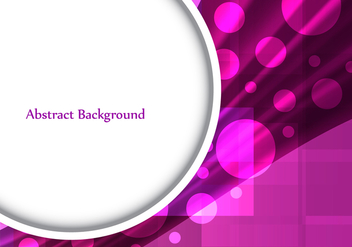 Free Vector Pink Color background - бесплатный vector #384375