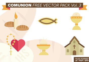 Comunion Free Vector Pack Vol. 3 - Free vector #384595