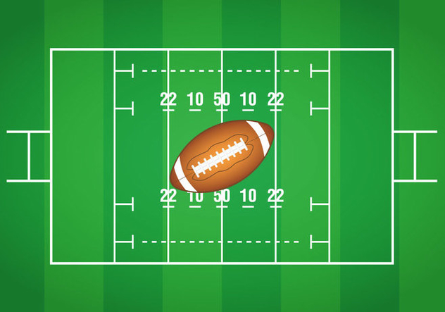 Football Field - Free vector #387685