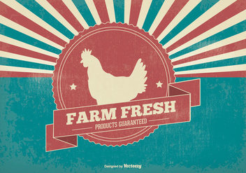 Fram Fresh Illustration - Free vector #389245