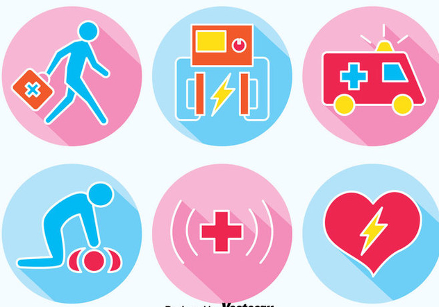 First Aid Emergency Vector Free Vector Download 389905   CannyPic