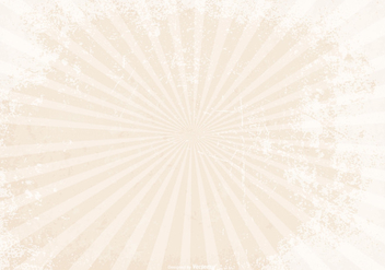 Sunburst Grunge Background - Kostenloses vector #390705