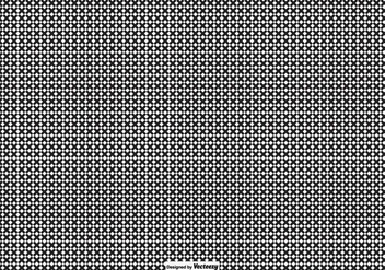 Crosshatch Style Pattern Background - vector #391345 gratis