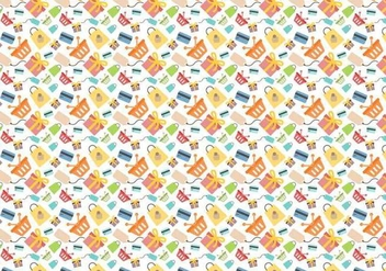 Free Shopping Vector - vector gratuit #394045