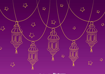 Pelita Purple Background - vector #396715 gratis