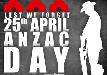 Anzac Background - бесплатный vector #397355