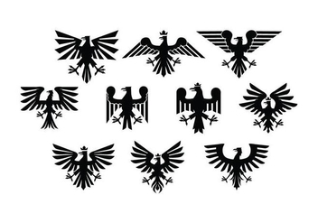 Free Polish Eagle Vector - Free vector #399435