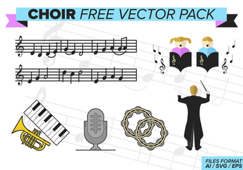 Choir Free Vector Pack - Free vector #400465