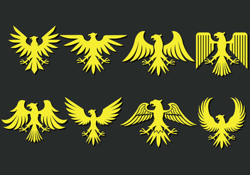 Eagle Scout Icons - Free vector #400605