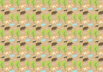 Free Wildlife Vector - бесплатный vector #401945