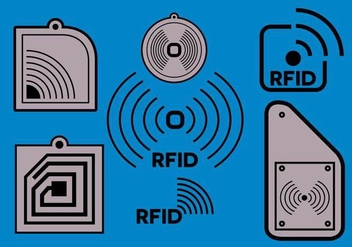 Free RFID Vector - Free vector #403785
