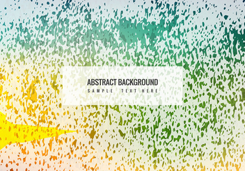 Free Vector Colorful Grunge Background - Kostenloses vector #405155