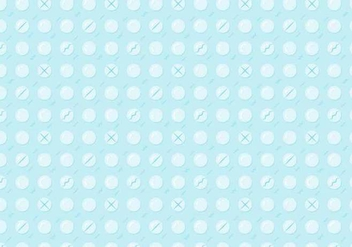 Free Bubble Wrap Vector - vector gratuit #405365