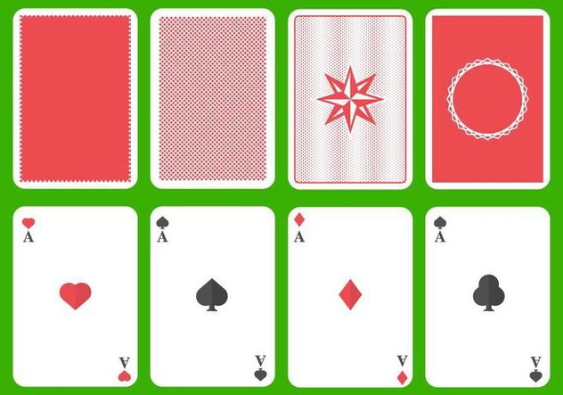 Free Playing Card Vector - Free vector #406115