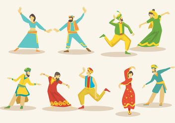 Free Bollywood Vector - Free vector #407095