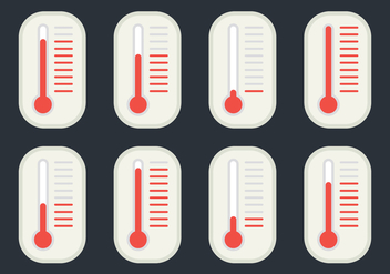 Different Temperature Solutions - vector #407225 gratis