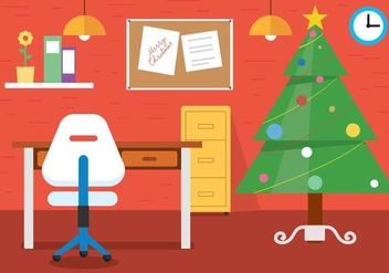 Free Christmas Vector Desktop - Free vector #409065