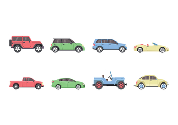 Free Cars Icon - vector #409775 gratis