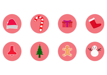 Free Christmas Icon Vector - vector #409795 gratis