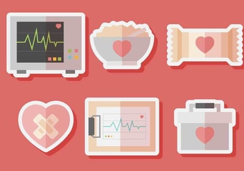 Free Heart Care Vector - vector #410155 gratis