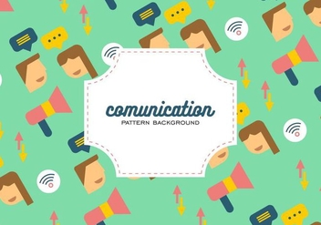 Comunication Background - бесплатный vector #410325