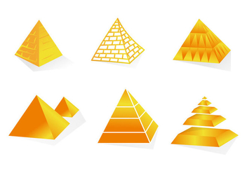 Free Piramide Vector Illustration - бесплатный vector #411575