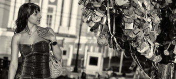 locks of love.... - Free image #412425