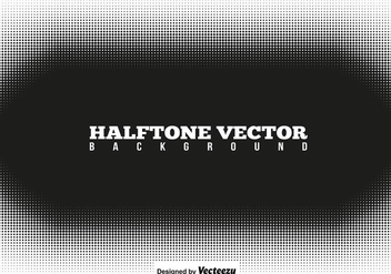 Vector Halftone Template - Free vector #412735