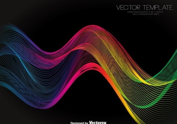 Vector Abstract Spectrum - бесплатный vector #412765