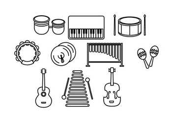 Free Music Vector - Free vector #415445