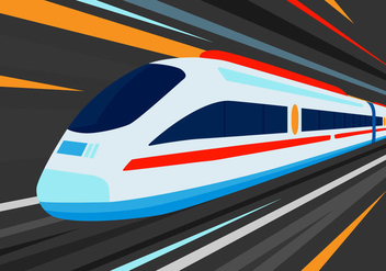 Free TGV Vector Illustration - vector #415555 gratis
