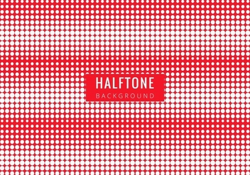 Free Vector Bright Halftone background - Kostenloses vector #416525