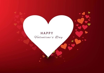 Free Vector Love Background - Free vector #416535