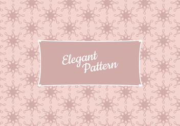 Vector Delicate Pattern - Free vector #416575