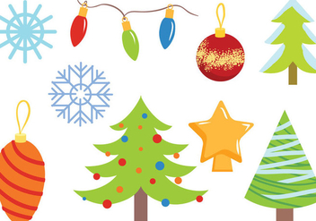 Free Fun Christmas Vectors - Free vector #416915