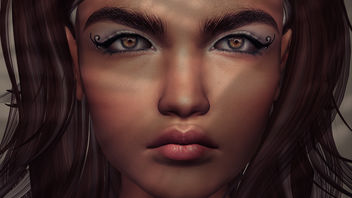 Oriental Eyeshadow by Arte @ The Makeover Rom (Starts on February 1st) - Free image #417225