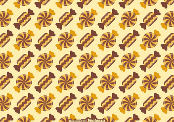 Free Toffee Vector Background - Free vector #417825