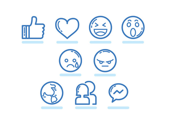 Tecnologia Facebook Icon - Free vector #417905