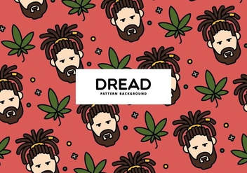 Dreads Background - Kostenloses vector #418905