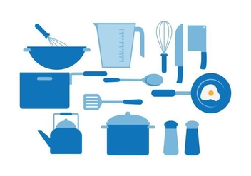 Free Cooking Vector - vector #419425 gratis