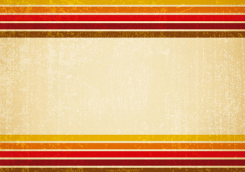 Retro Grunge Background - vector gratuit #420225