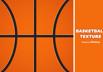 Free Basketball Vector Background - vector gratuit #420385