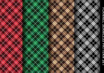 Casual Flannel Pattern - бесплатный vector #421475