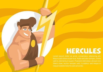 Hercules Background - vector #421515 gratis